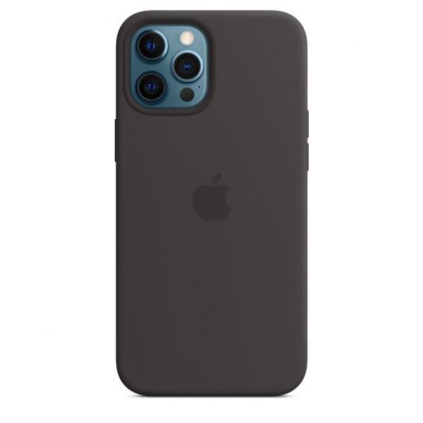 MHLG3ZAA - Ốp Lưng Silicon Apple iPhone 12 ProMax Black - MHLG3ZA A