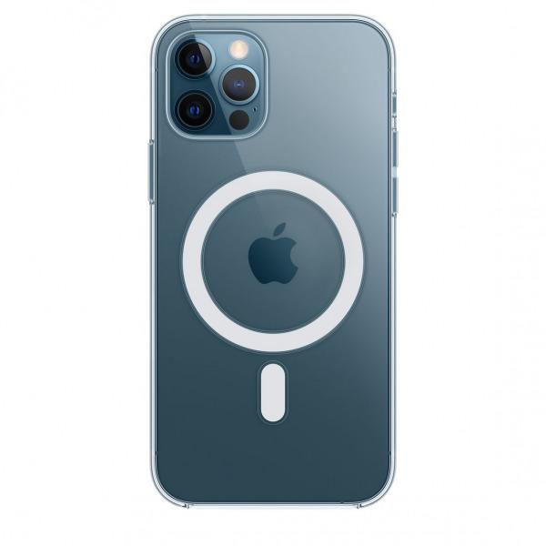 MHLN3ZA A - Ốp lưng iPhone 12 Pro Max Case with MagSafe MHLN3ZA A Chính hãng Việt Nam