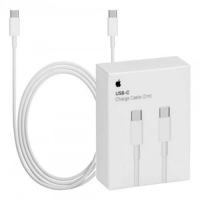 Dây cáp USB-C CHARGE CABLE (2M) - Chính hãng MLL82ZP/A