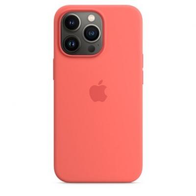 Ốp Lưng Apple Silicone MagSafe cho iPhone 13 Pro  chính hãng