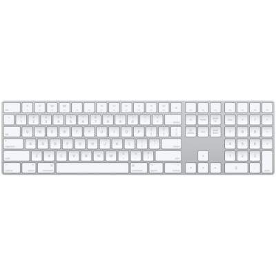 Magic Keyboard With Numeric Keypad - Silver MQ052ZA