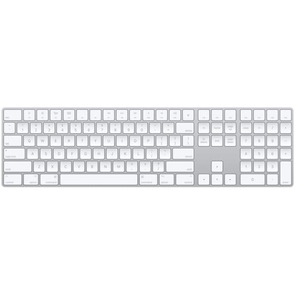 MQ052ZA - Magic Keyboard With Numeric Keypad - Silver MQ052ZA