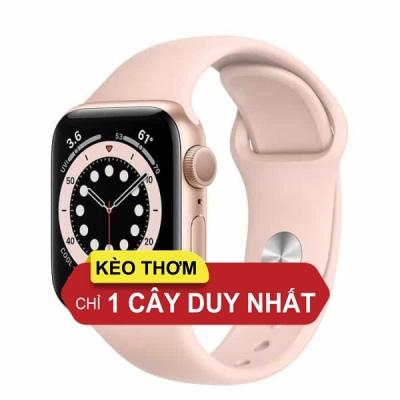 [Kèo thơm] Apple Watch S6 44mm GPS Chính hãng VN/A - Fullbox Likenew