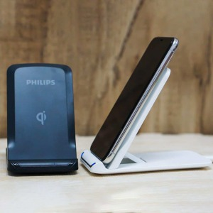Sạc không dây Philips DLP9319CB với công nghệ Qi