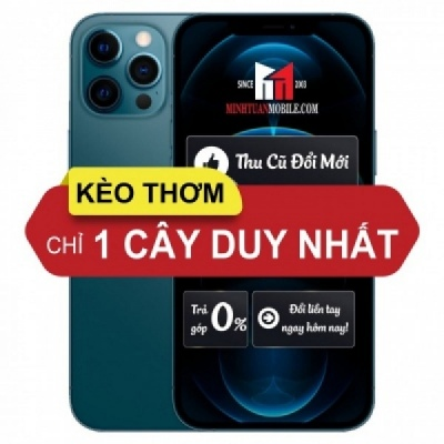 [Kèo Thơm] iPhone 12 Pro Max 512GB - Chính hãng VN/A - Trả bảo hành