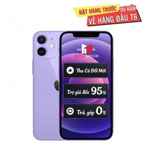 [Pre-oder] iPhone 12 mini 64GB Tím -  Chính hãng VN/A