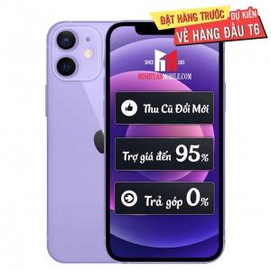 [Pre-oder] iPhone 12 mini 256GB Tím -  Chính hãng VN/A