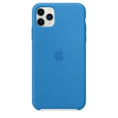 Ốp lưng Apple Silicone cho iPhone 11 Promax chính hãng.