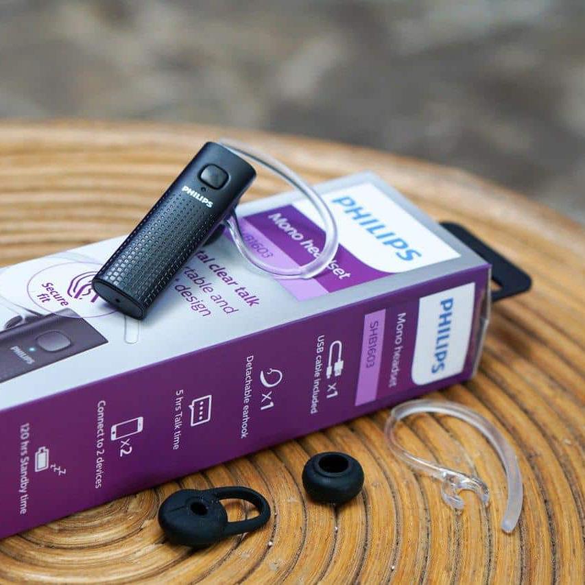 SHB1603 - Tai Nghe Bluetooth Philips - SHB1603