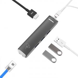Hub chuyển đổi CHARJENPRO USB-C 6 IN 1 PRIME CJ0330G
