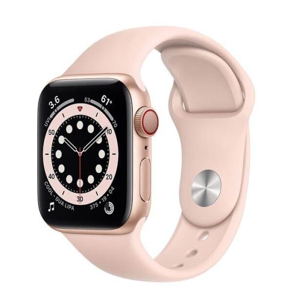 24335 - Apple Watch S6 LTE 44mm - Chính Hãng VN A