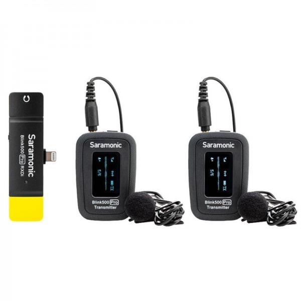 SARAB4PRO - Micro không dây Saramonic Blink 500 B4 Pro
