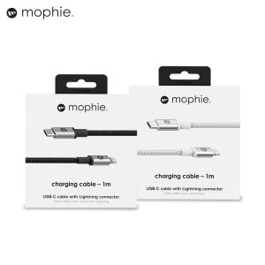 Cáp Lightning USB-C to Lightning Mophie 1M