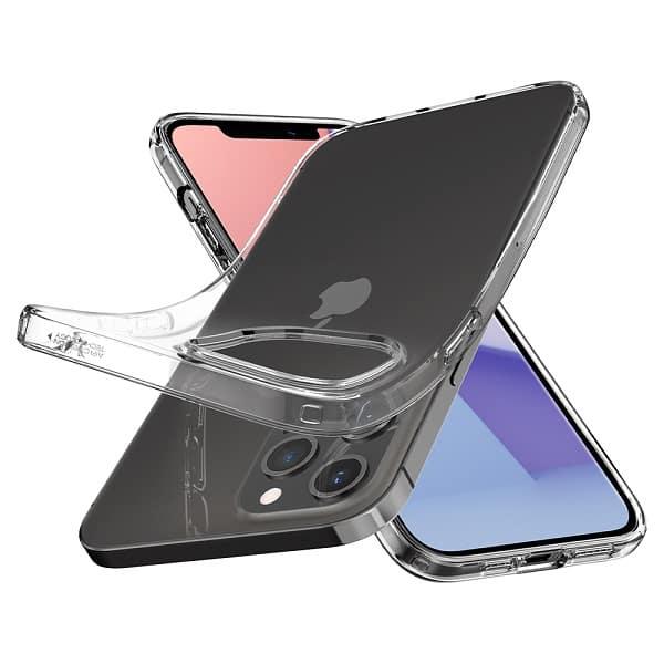 34325 - Ốp lưng Spigen Crystal Flex iPhone 12 Series