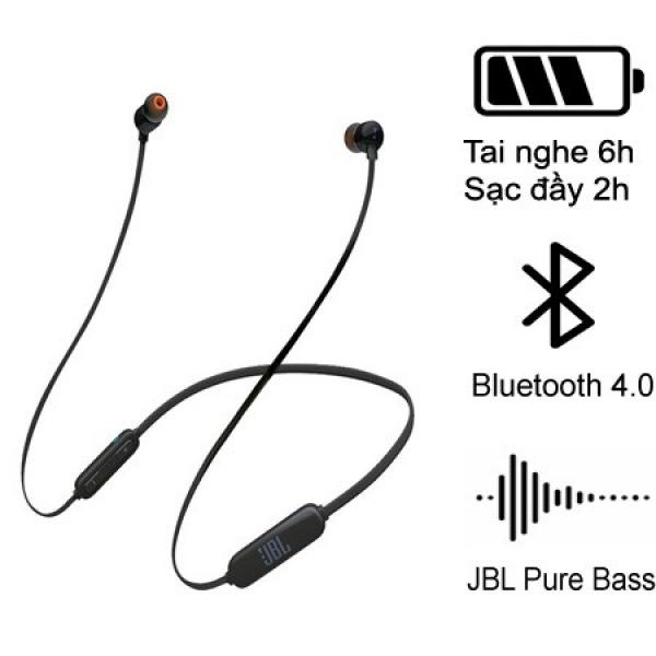 JBLT110BTBLK - Tai nghe Bluetooth JBL T110BT