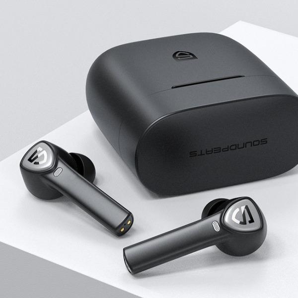 TRUECAPSULE2BK - Tai nghe bluetooth Earbuds Soundpeats True Capsule 2