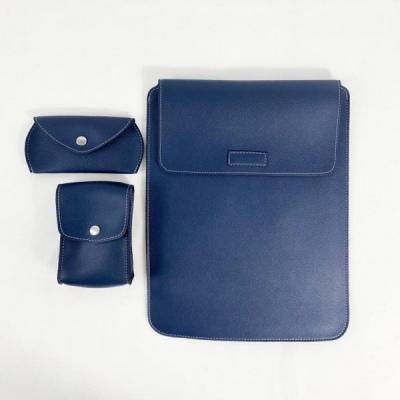 Túi da kiêm đế tản nhiệt cho Macbook
