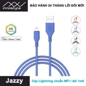 CÁP INNOSTYLE JAZZY 1.5M USB-A TO LIGHTNING