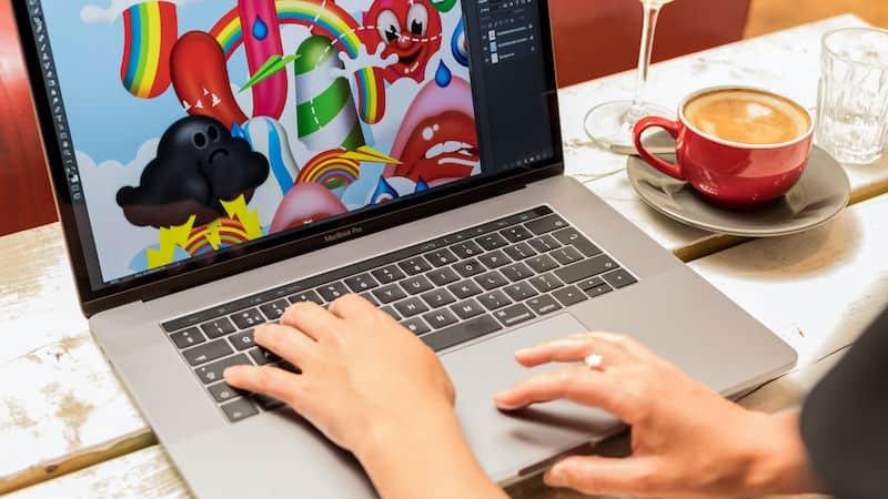 MacBook Pro 15 2017 - Bàn phím