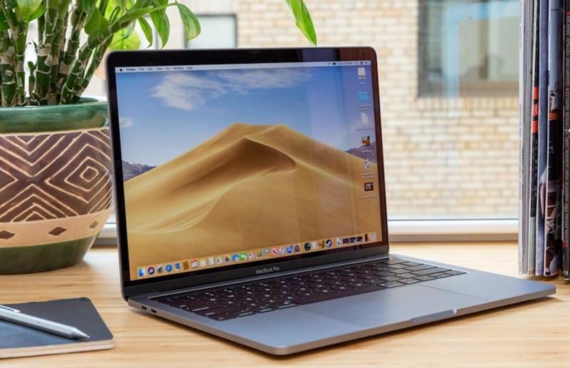 MacBook Pro 13 2019 512GB i5 - Like New 99% - Màn hình