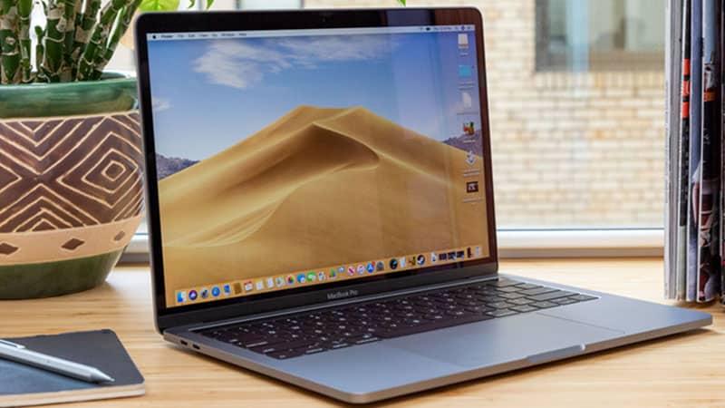 MacBook Pro 13 2019 128GB i5 Touch Bar - New nguyên seal - Màn hình Retina
