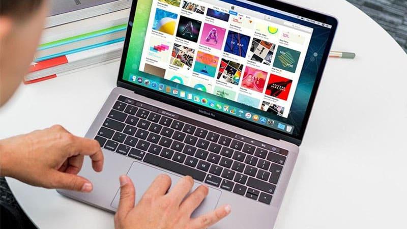 MacBook Pro 13 2019 128GB i5 Touch Bar - New nguyên seal - pin lithium-polymer tích hợp 58,2 W/h