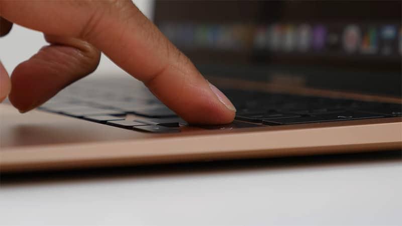Laptop Apple MacBook Air 2020 - Hành trình phím dài