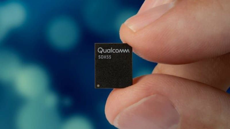 chip modem X55 5G của Qualcomm