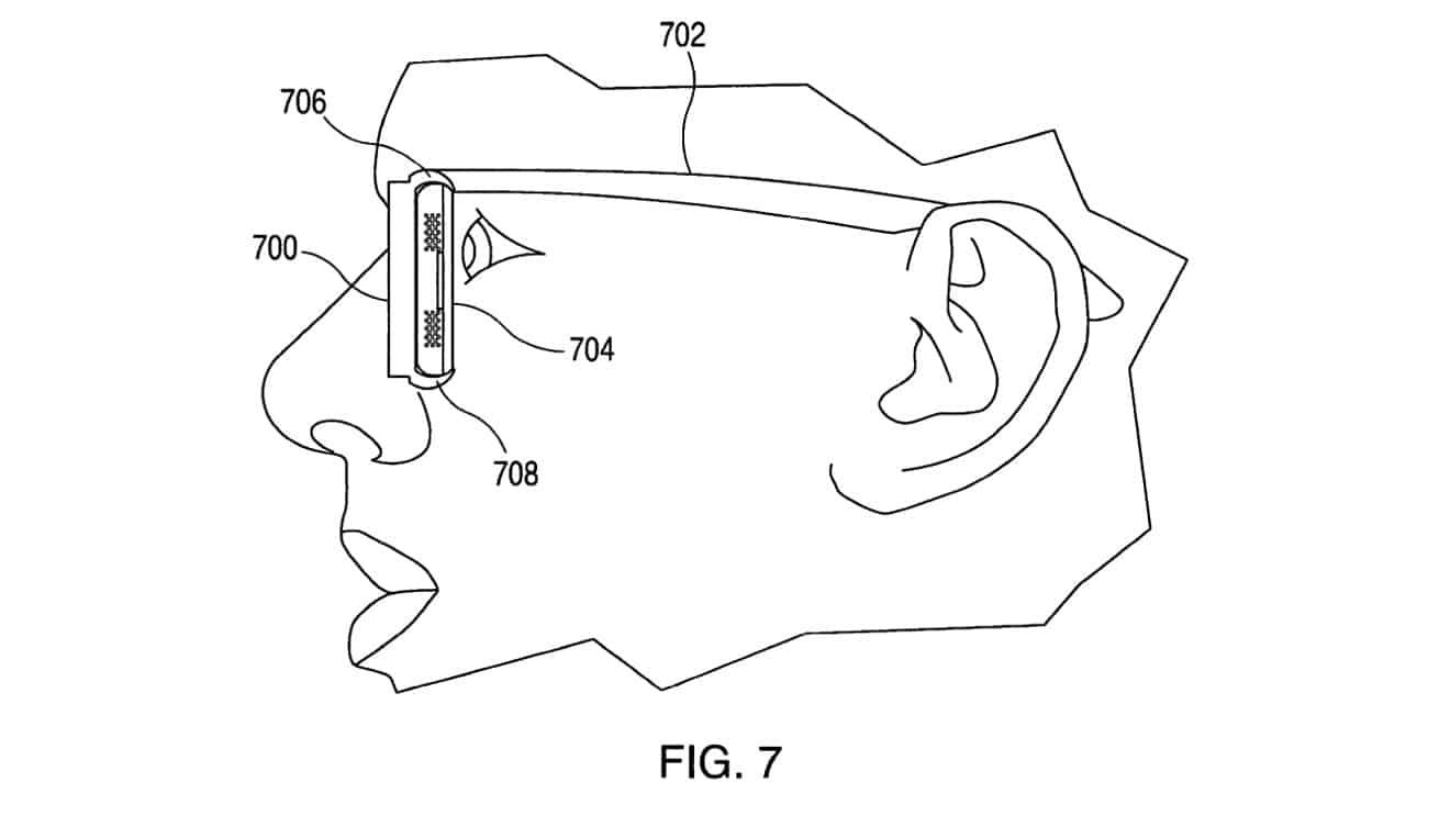 bằng sáng chế thiết bị đeo Apple Glass-3