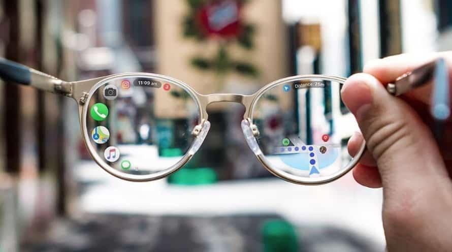 Apple Glass tự điều chỉnh hình ảnh hiển thị cho phù hợp với mắt người dùng
