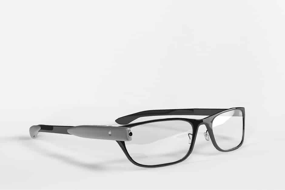 Apple Glass tự động điều chỉnh hiển thị
