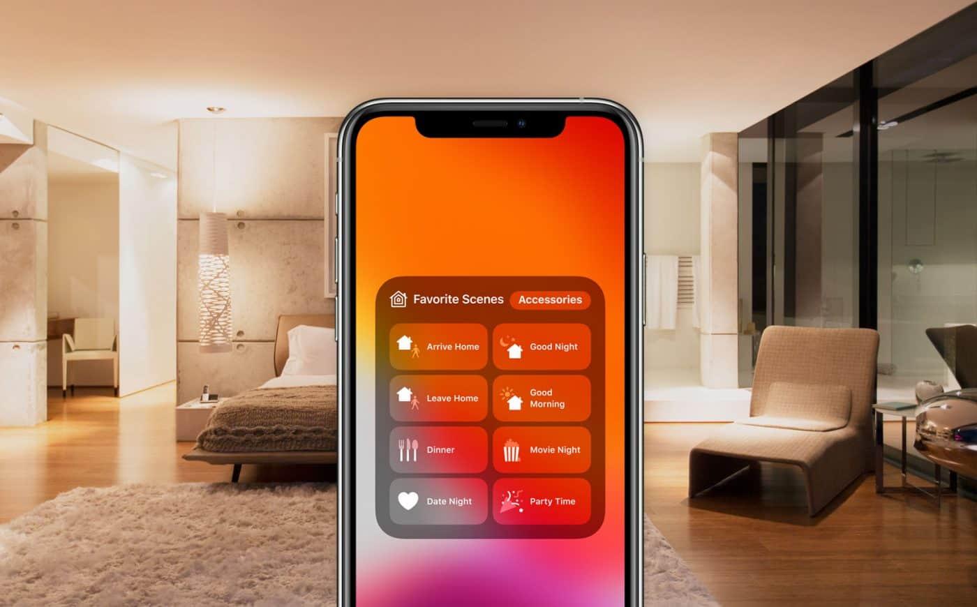 Các tính năng nhà thông minh Apple HomeKit trên iOS 14