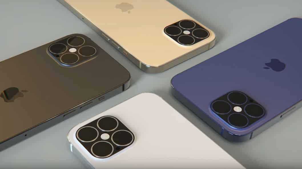 iPhone 12 phiên bản 4G