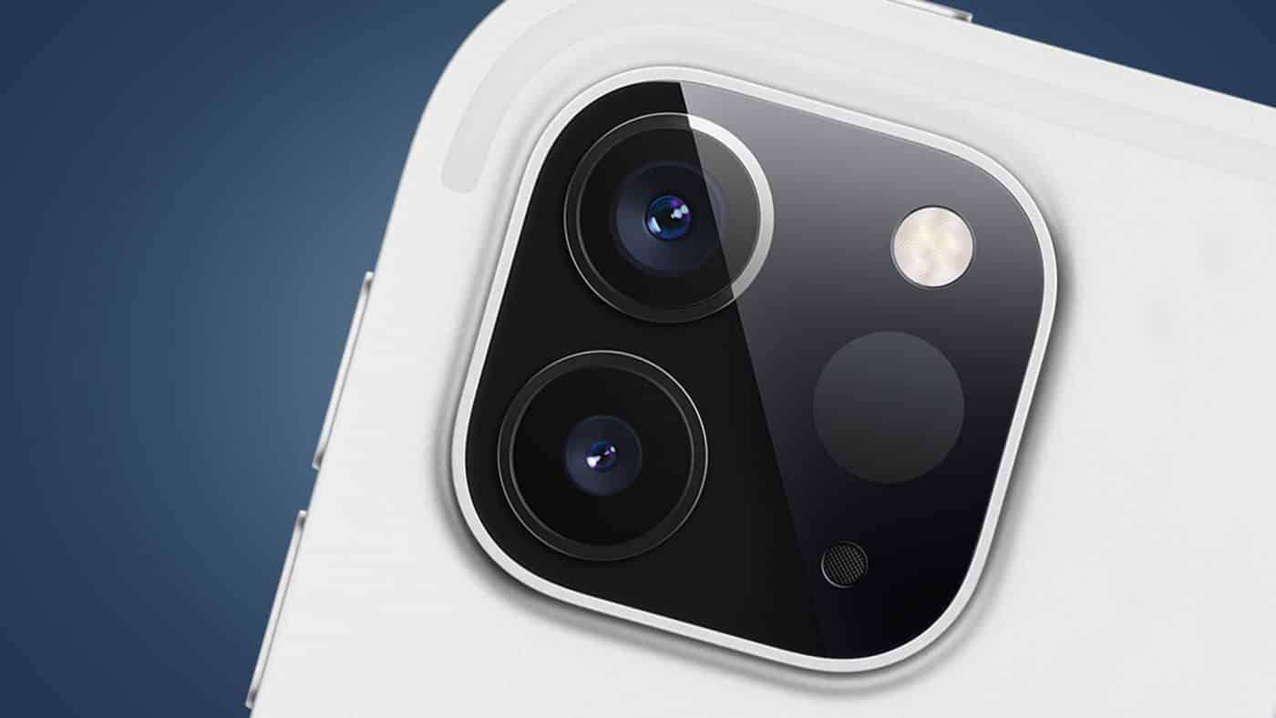 Máy quét LiDAR trên iPhone 12