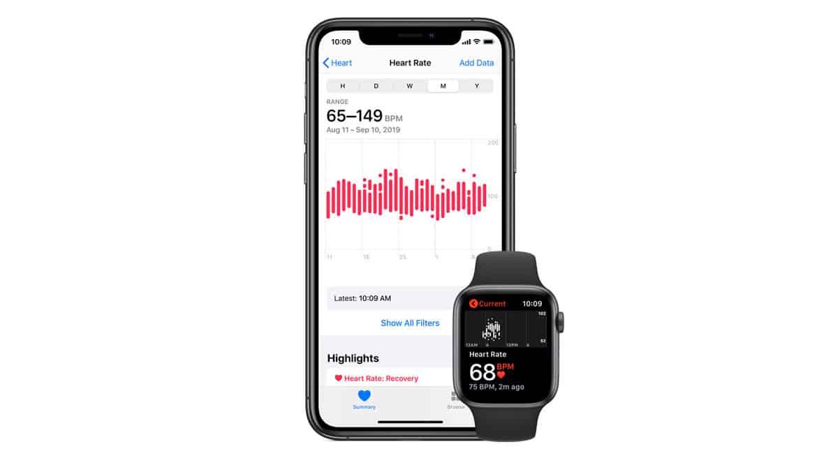 Theo dõi giấc ngủ - Ứng dụng sức khỏe trên iOS 14