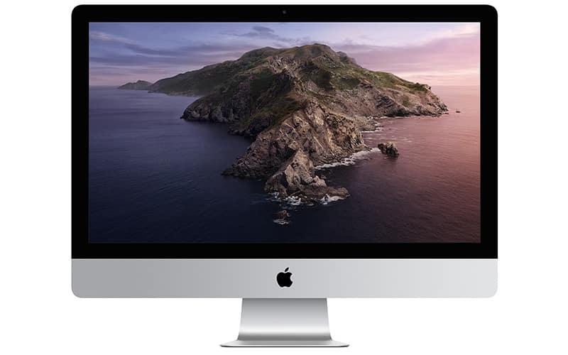 Màn hình iMac 4K 2019 21/5 i3