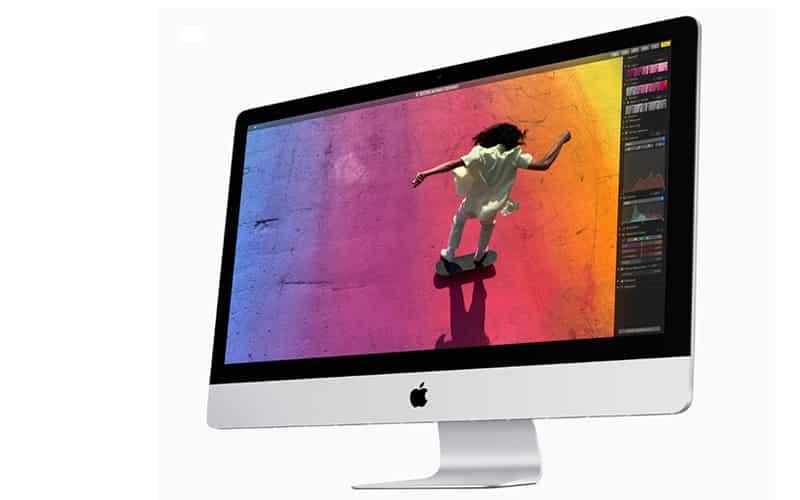 iMac 4K 2019 21.5 inch dựng vlog mượt mà