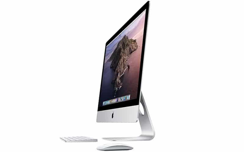 Thiết kế iMac 4K 2019 21/5 i3
