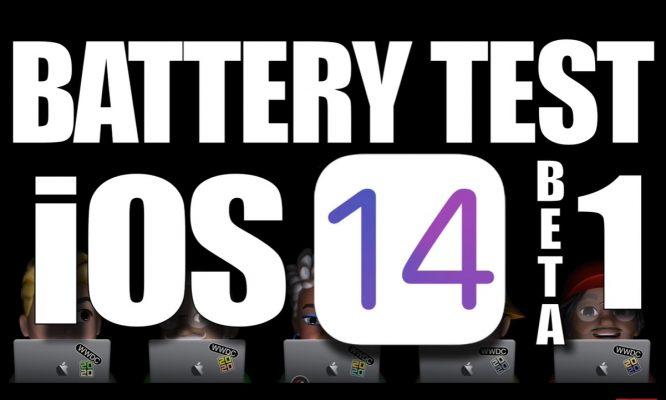 iOS 14 Beta 1 liệu có khiến thời lượng pin của iPhone bị suy giảm?