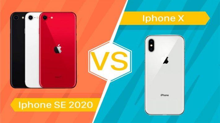 iPhone SE 2020 và iPhone X tân trang: Đâu mới là sự lựa chọn hấp dẫn?