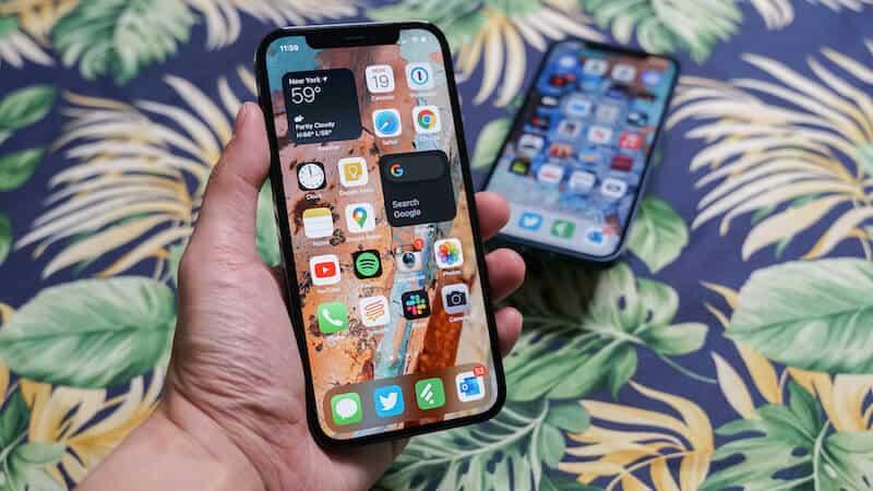 Apple iPhone 12 128GB | Màn hình