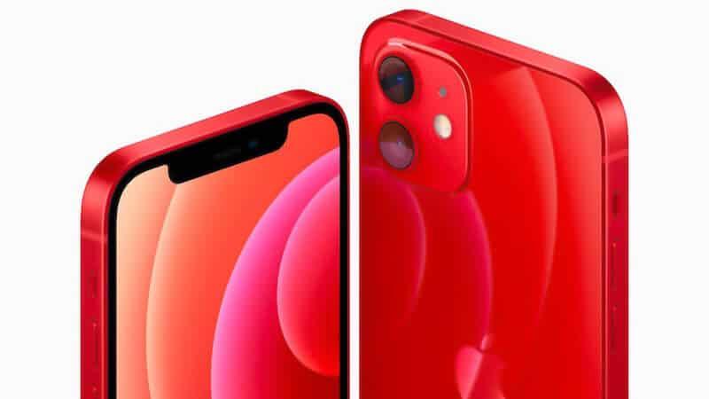 Apple iPhone 12 128GB | Mặt trước và mặt sau