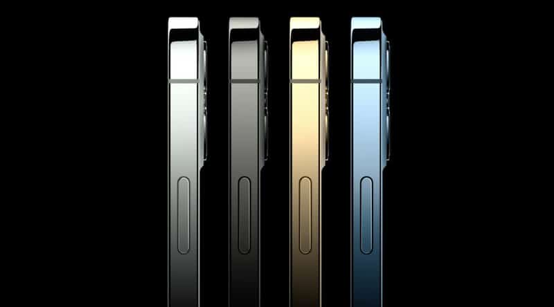 iPhone 12 Pro Max 256GB | Viền máy