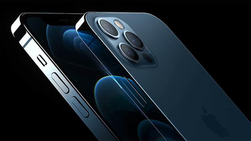 iPhone 12 Pro 256GB | Thiết kế cạnh bên