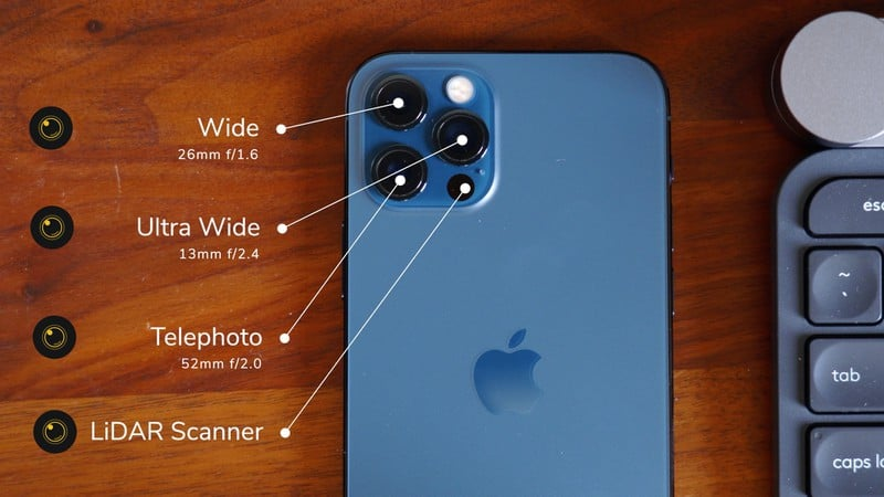 iPhone 12 Pro 128GB | Camera