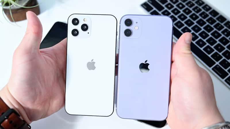 So sánh iPhone 12 và iPhone 12 Pro: Cùng kích thước, cùng chip, vậy khác  biệt ở đâu? Nên chọn phiên bản nào?