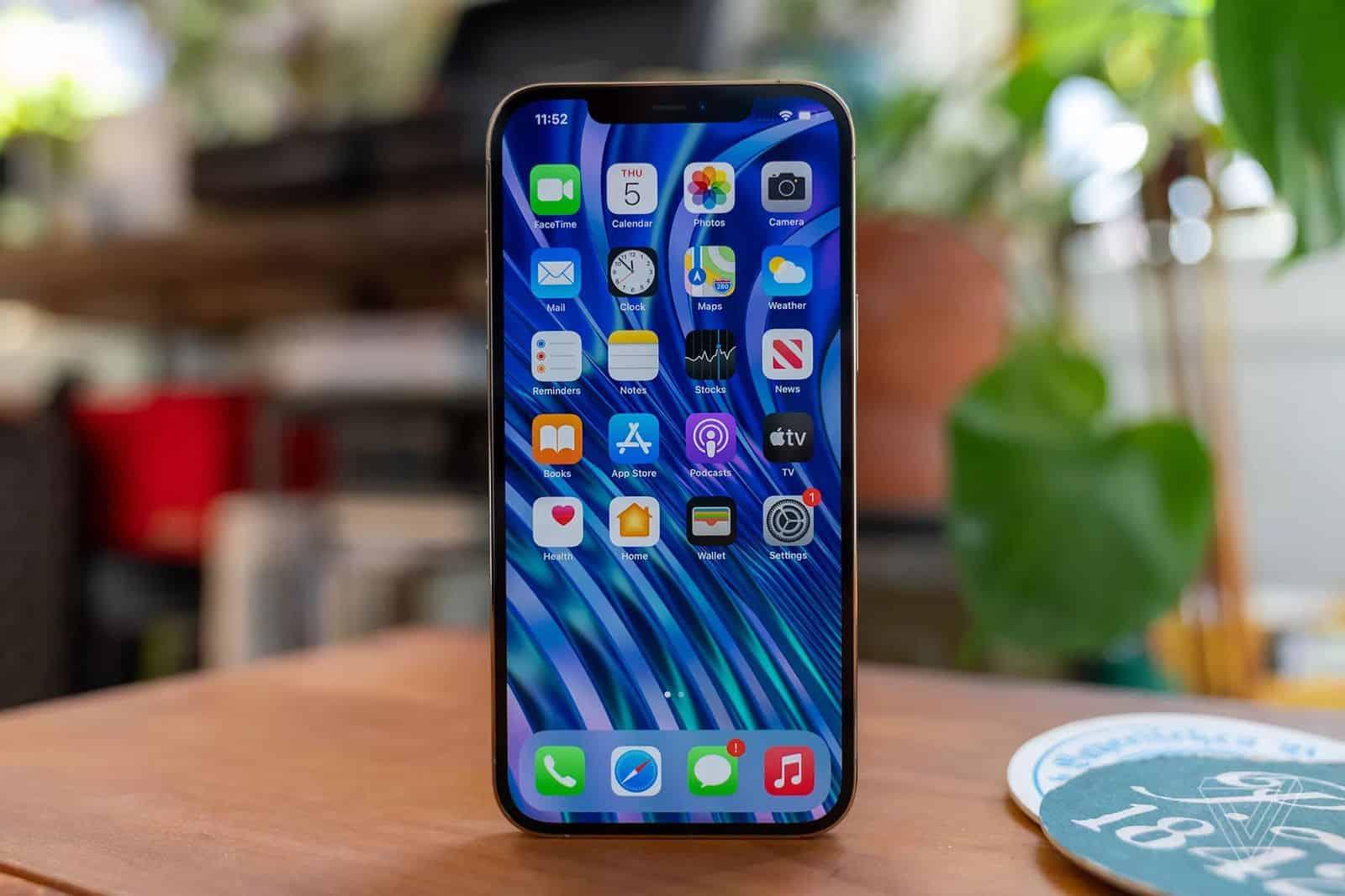 iPhone 12 Pro 256GB | Mặt trước