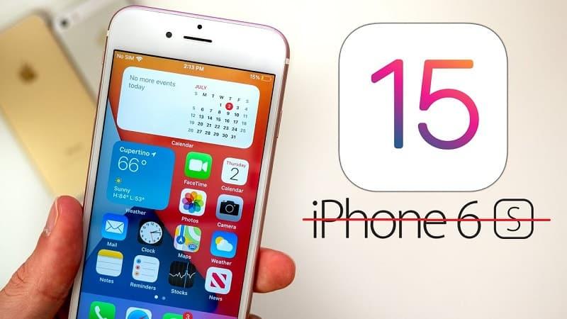 iOS 15 có thể sẽ ra mắt vào tháng 6, ngưng hỗ trợ cho iPhone 6s, 6s Plus và SE (2016)