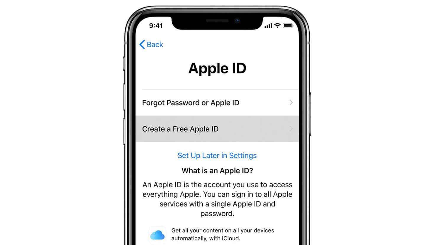 Apple ID là gì