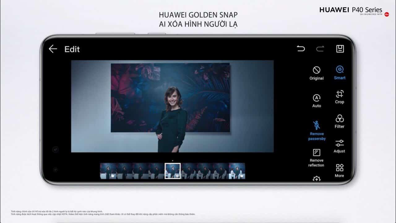 Các tính năng thông minh trên điện thoại Huawei